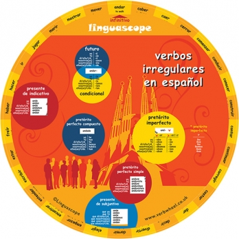 spanish irregular wheel